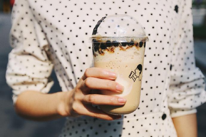 【喜茶香港】喜茶奶茶系列正式登陸香港 奶茶波波冰/奶茶波波雙拼/芋泥波波