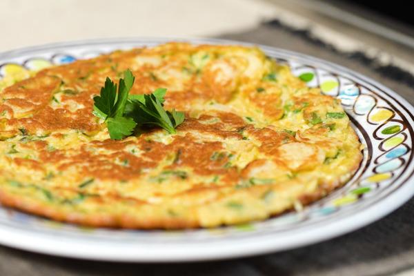 【西式食譜】意大利大廚Fabio教路!1分鐘學識意式蛋餅家常菜食譜Italian Frittata