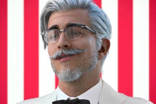 KFC廣告
