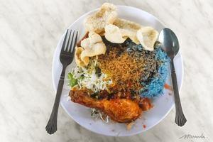 【蝶豆花】藍色的飯!馬來西亞藍花飯(內附食譜)可抗氧化/美顏/放鬆心情