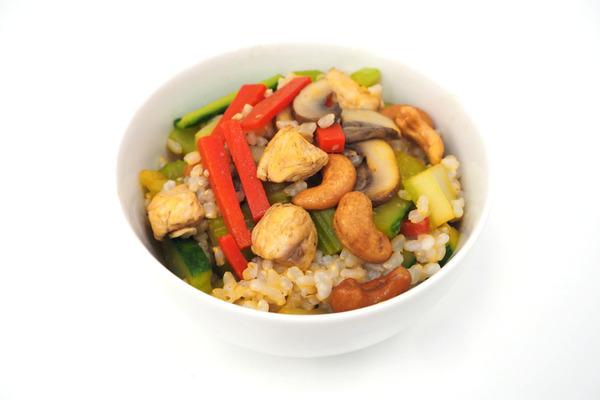 【電飯煲食譜】營養師教路!對抗失眠食譜 七色糙米飯