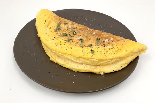 【雞蛋食譜】簡單3步就整到!口感鬆軟 雞蛋梳乎厘奄列