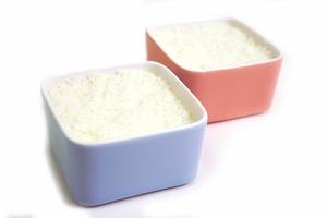【甜品食譜】3步快速完成懶人食譜  椰汁牛奶布甸