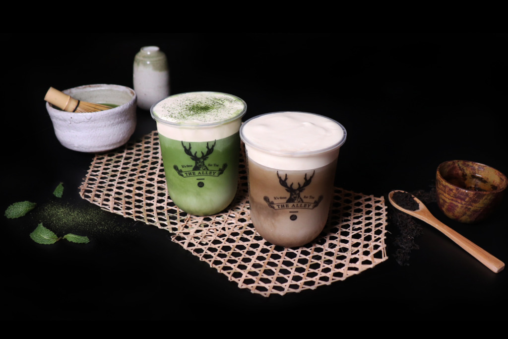 【鹿角巷推薦】旺角、尖沙咀都飲到!香港鹿角巷新推4款茶飲 抹茶白桃烏龍/奶蓋伯爵茶