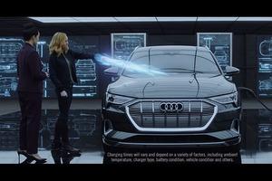 【復仇者聯盟4】Marvel隊長現身Audi廣告惡補地球文化:相機食先