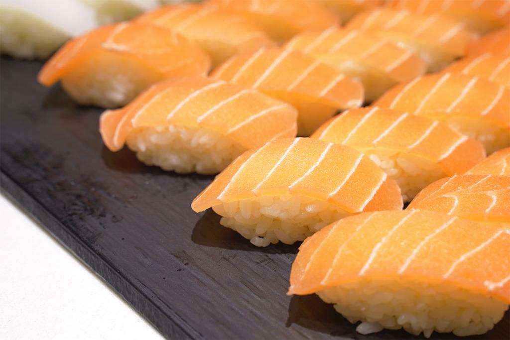 【銅鑼灣素食】銅鑼灣新開素食自助餐「素一」 駐場壽司師傅即製壽司/任食超過60款素菜