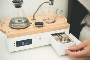 【咖啡鬧鐘】全球首個智能咖啡鬧鐘登陸香港 一起身就歎到香濃咖啡!