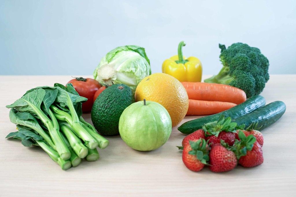 【洗菜洗生果方法】洗菜洗生果用鹽水、醋或清水?一文教你正確清洗蔬果方法去除農藥