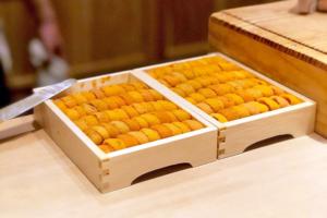 【尖沙咀美食】日本京都米芝蓮一星懷石料理 原板海膽手卷「富小路やま岸」登陸香港