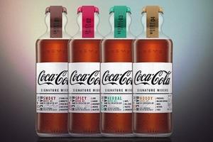 【烈酒可樂】可口可樂最新推出酒味可樂!4款烈酒口味6月登陸英國