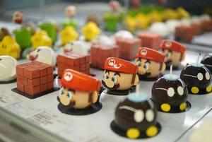 【澳門美食】澳門法式西餅蛋糕甜品小店  限時推出超可愛孖寶兄弟Super Mario小蛋糕