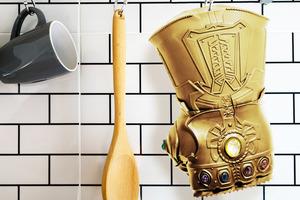 【復仇者聯盟4】外國網店推搞鬼無限手套鬆肉錘 變身魁隆拎無限寶石型格入廚