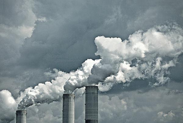大氣層二氧化碳濃度 300萬年新高
