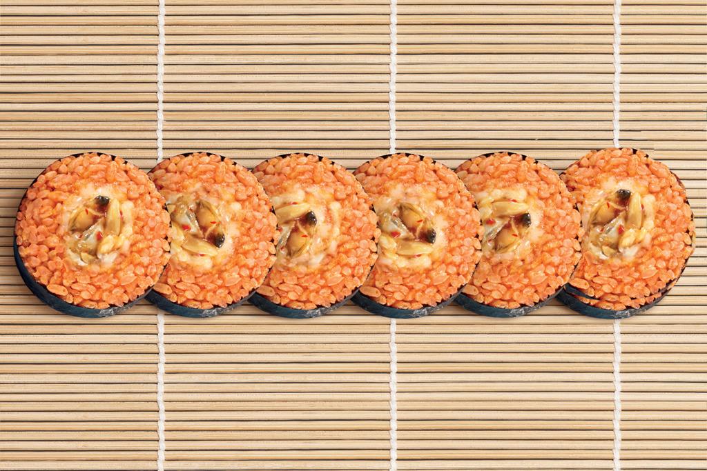 【便利店新品】7-11自家品牌韓式手卷+冷壓果汁系列 全新香辣蜆肉手卷登場