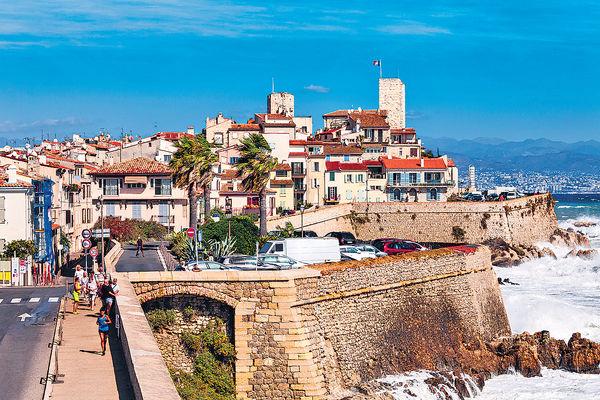 法國南部#古城小鎮#Antibes#畢加索