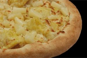 【薄餅外賣】Pizza-BOX金枕頭榴槤薄餅回歸 100%金枕頭製作/啖啖榴槤肉