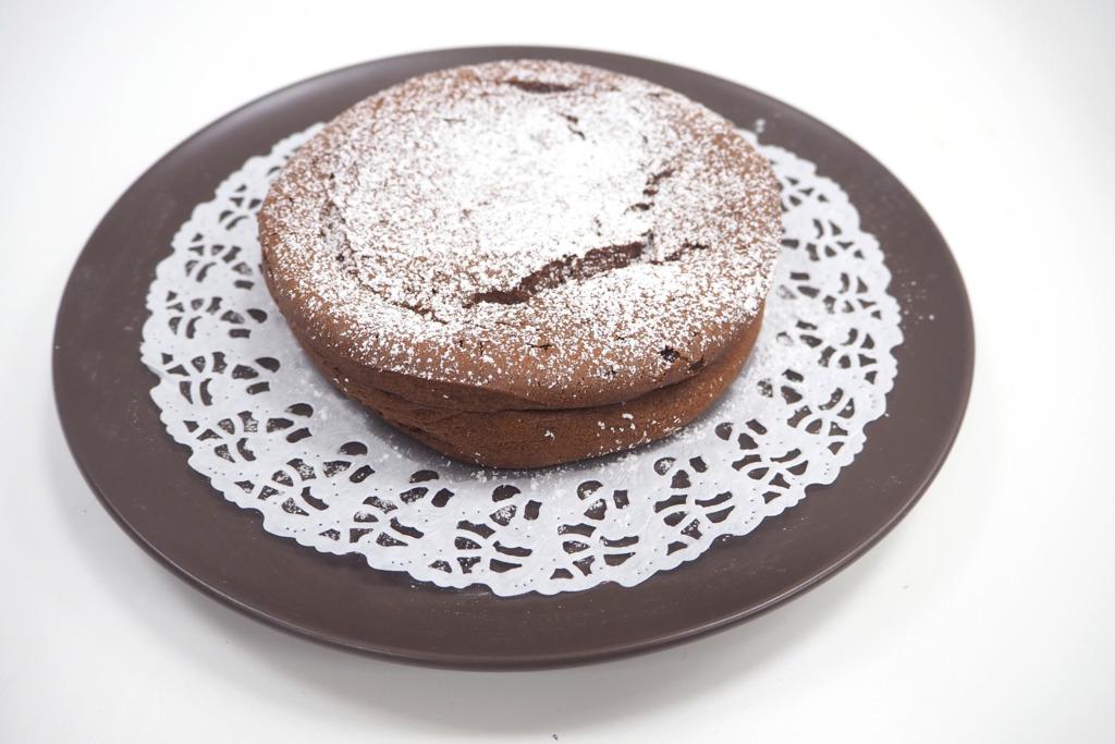 【蛋糕食譜】煙韌控必食! 3步輕鬆完成 朱古力麻糬蛋糕