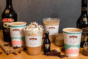 【尖沙咀美食2019】愛爾蘭甜酒Baileys聯乘兩大Cafe Baileys咖啡/Baileys朱古力甜品新登場