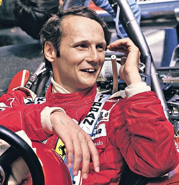 三奪冠軍 F1傳奇羅達病逝