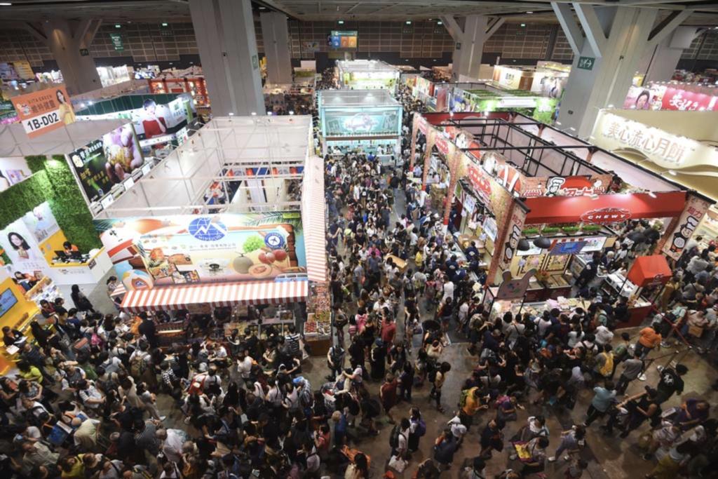 【美食博覽2019】香港第30屆美食博覽8月中開鑼  連續5日試勻各地美食