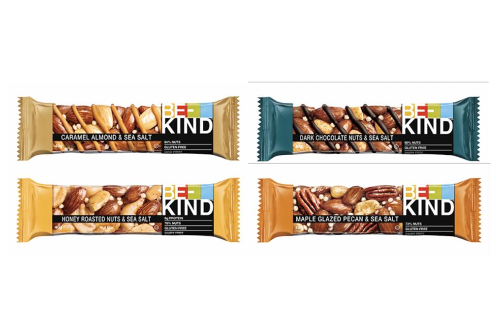 【便利店新品】便利店都有得賣!美國熱賣堅果棒Be Kind Bar