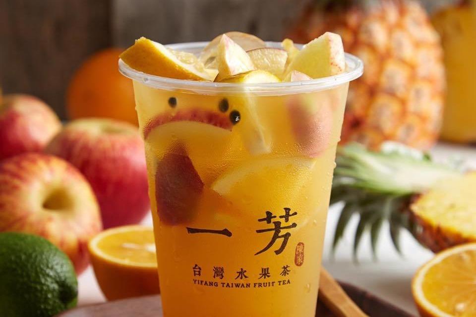 【一芳香港menu】一芳水果茶限時快閃優惠 一連3日粉圓鮮奶茶$8