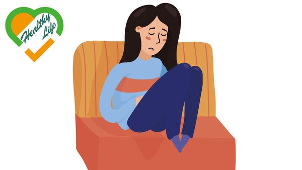月經遲遲不來 恐患多囊卵巢症