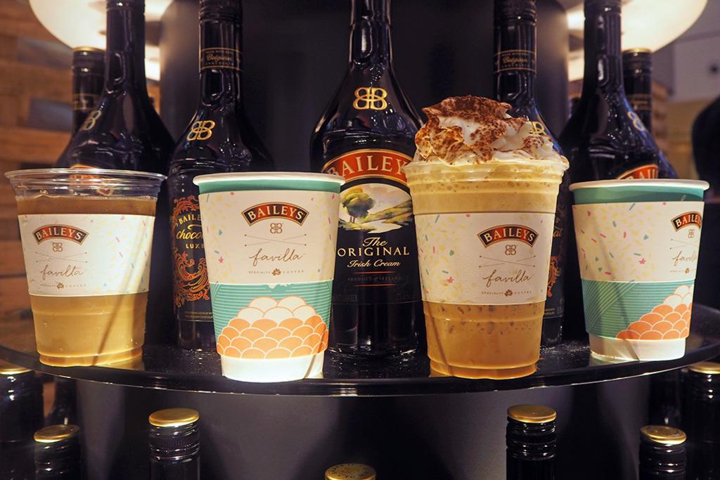 【尖沙咀美食2019】尖沙咀期間限定Baileys咖啡市集 4款香濃Baileys咖啡新登場