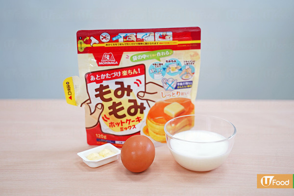 【班戟粉 推介】香港都買到日本森永Pancake懶人包!一袋搞掂連碗都唔駛洗!