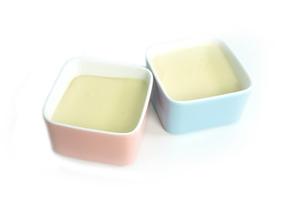 【甜品食譜】3步零失敗懶人食譜  滑捋捋豆乳布甸