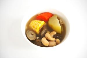 【減肥湯水】清潤排毒減肥恩物 牛蒡合掌瓜素湯
