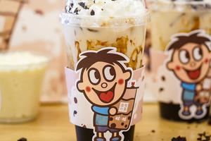 【奈雪之茶 推介】深圳奈雪の茶聯乘旺旺 旺旺奶茶/芝士奶蓋芋圓奶茶/黑糖珍珠鮮奶