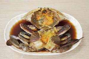 【醬油蟹寄生蟲】內地婦生食醃蟹致器官衰竭險死 食安中心:生蟹有機會含細菌或寄生蟲
