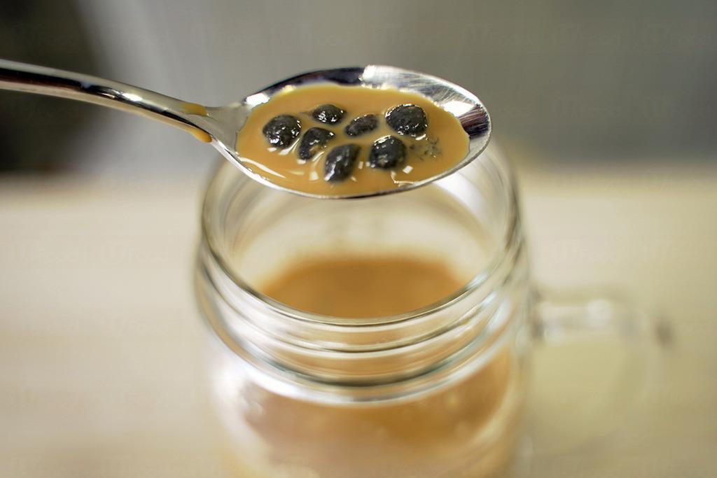 珍珠奶茶健康