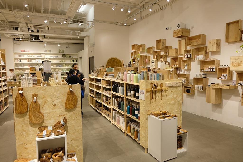 【西環素食】西環3000呎環保走塑雜貨店 自備容器裸買/增設純素Cafe