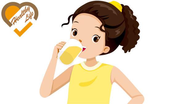 過量飲果汁 易患脂肪肝