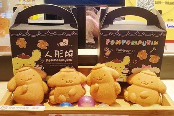 台灣「AMANDIER雅蒙蒂」文創烘焙禮品店 推出布甸狗造型甜品
