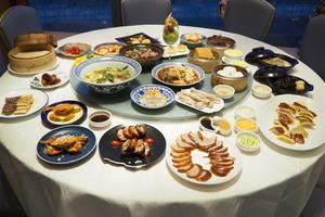 【上環自助餐】利寶閣推出$278自助餐  2小時任食北京片皮鴨、花雕醉蝦等55款中菜