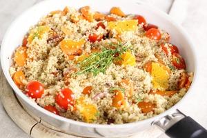 【超級食物】藜麥5大營養價值好處 高蛋白質/高鑯/高鎂