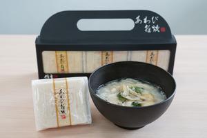 懶人之選即食鮑魚粥 日本直送/超方便只需用水汙泡熱