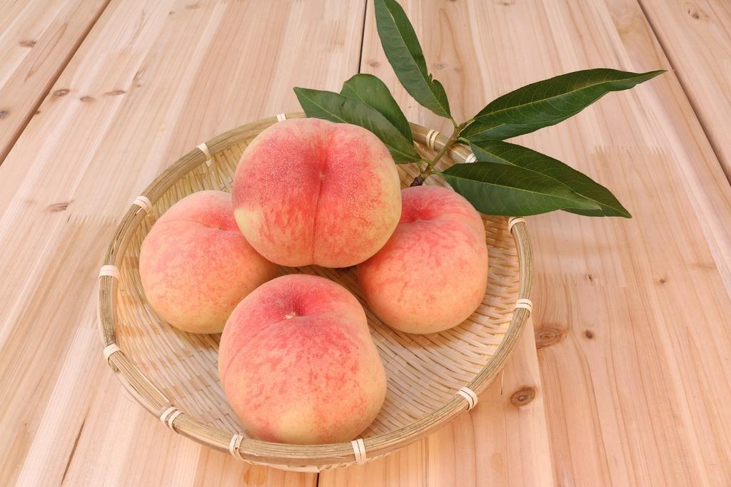 【水蜜桃去皮】日本網民教水蜜桃完美去皮法 只需簡單3個步驟 不壓扁果肉不漏汁!
