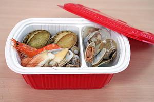 速遞送上門安坐家中歎海鮮大餐 懶人蒸氣海鮮鍋10分鐘就食得!