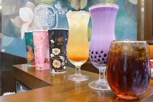 【中環美食】台灣過江龍茶飲店春芳號進駐中環! 玉荷青蘆薈蜜/地瓜鮮珍珠奶茶