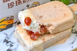 【台灣超市必買2019】台灣超市人氣消暑甜品 Minions鐵觀音奶蓋珍珠奶茶雪條