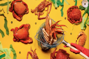 【佐敦美食】佐敦酒店Eaton HK普慶餐廳推出蟹宴自助餐  帶來多款蟹肉主題菜式