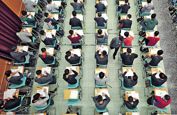 考評局增3項成績統計 助DSE生選科