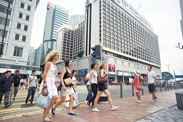 外派僱員生活成本 港再登最貴城市
