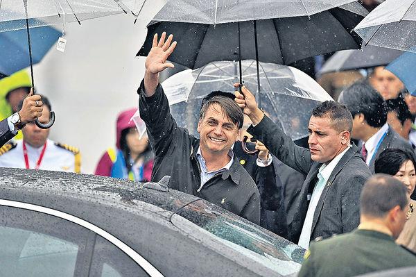 巴西總統赴G20 機師走私可卡因被捕