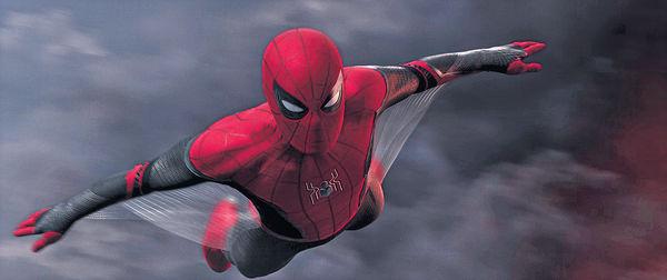 蜘蛛俠決戰元素怪物