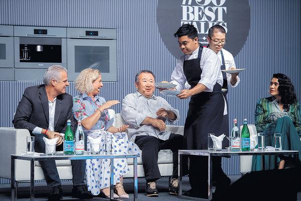 #50BestTalks移師新加坡 名廚分享快樂廚房氛圍